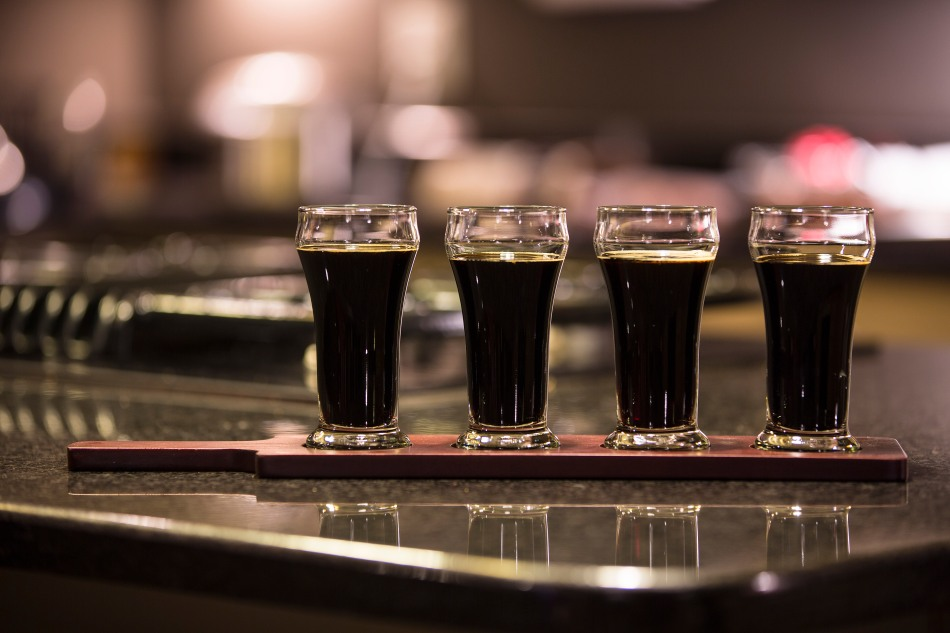 Russian Imperial Stout Blind Tasting Flight